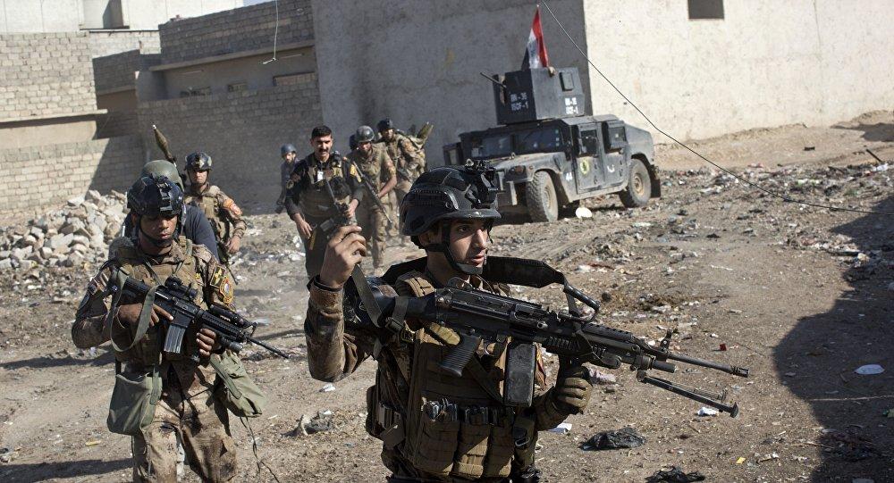 انطلاق عملية عسكرية شمال كربلاء وصولا الى الحدود السعودية
