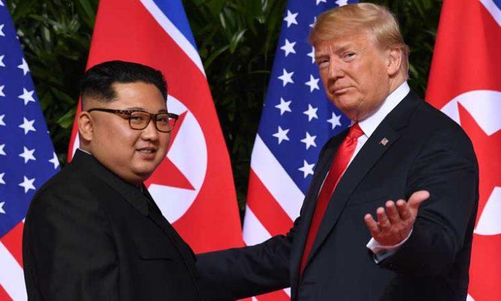 زعيم كوريا الشمالية دعا ترامب لزيارة بيونغ يانغ في رسالة جديدة