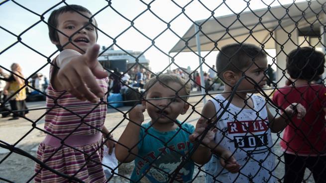 مهاجرون في اليونان... حياة