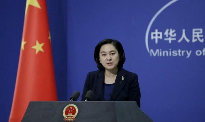 الخارجية الصينية: من غير المقبول تحميل مسؤولية الهجوم على منشآت