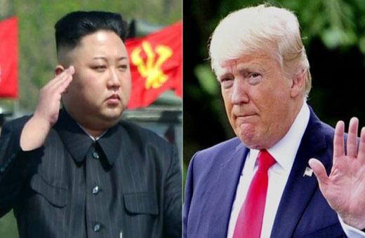كيم يدعو ترامب للقاء في كوريا الشمالية