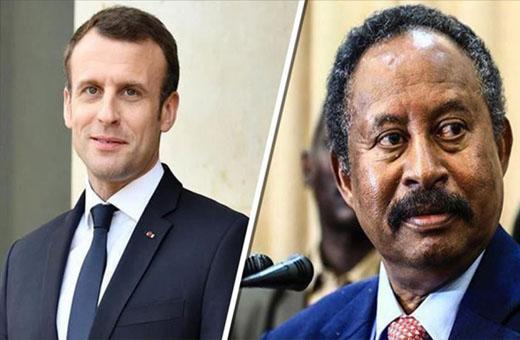 فرنسا تعتذر عن استقبال رئيس الحكومة السودانية!