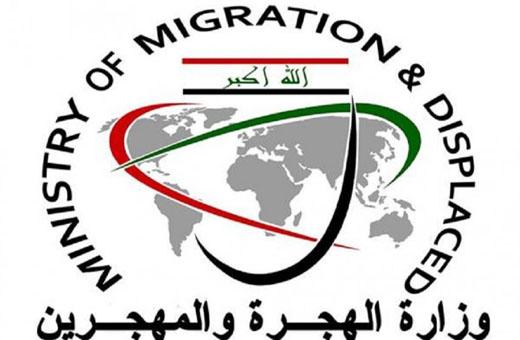 الهجرة العراقية تعيد قرابة 160 لاجئا من تركيا الى البلاد