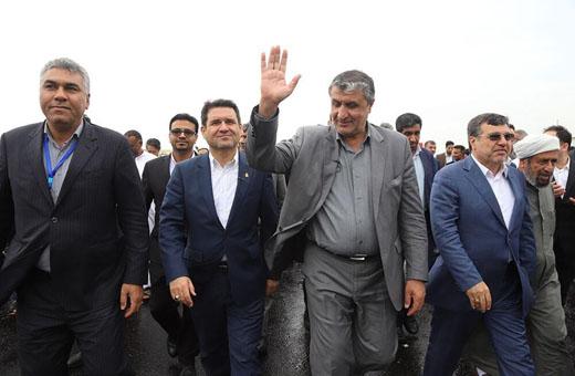 وزير الطرق : الطرق البرّية والجوية والسككية مستعدة لنقل زوار الاربعين