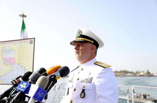 القوات البحرية ید الشعب الضاربة في مواجهة الاعداء