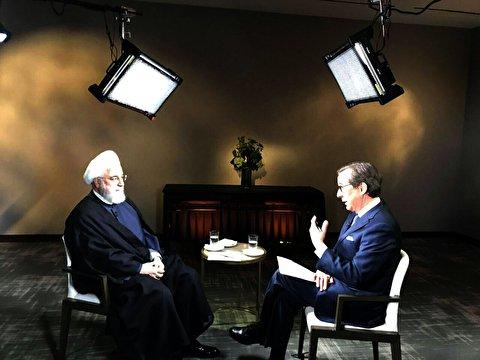 روحاني: إذا كانت امريكا تريد التفاوض فعليها بناء الثقة