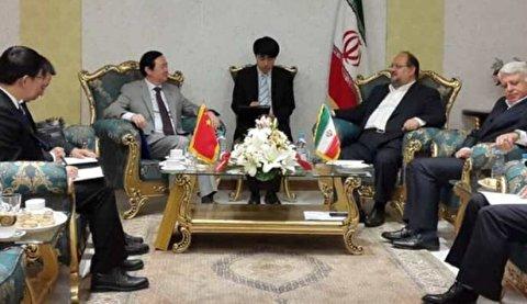 وزير العمل يصف العلاقات الدولية بين ايران والصين بانها استراتيجية
