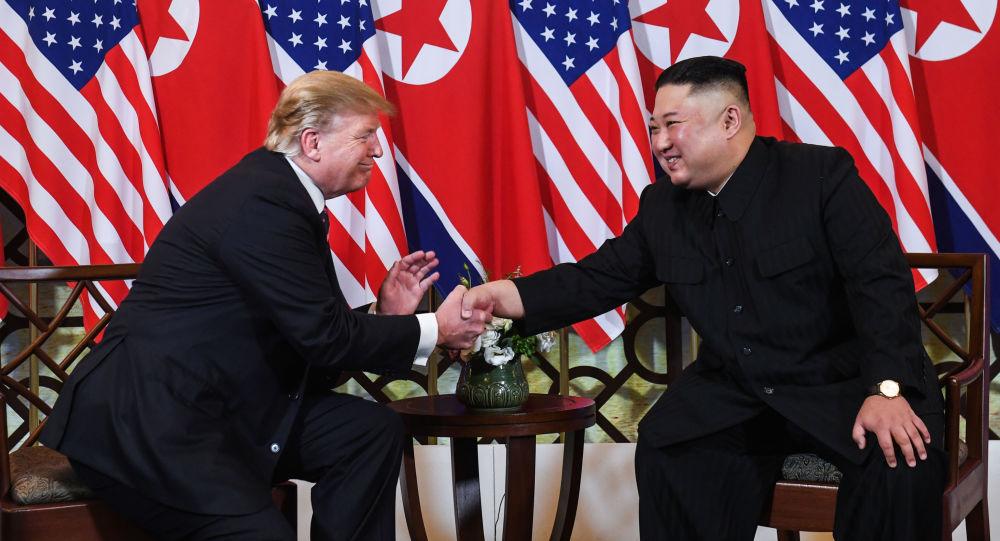 إعلام: البيت الأبيض طلب من بيونغيانغ استئناف المحادثات