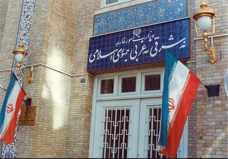 الخارجية الايرانية تدين بشدة اجراءات وتصريحات المسؤولين البريطانيين العبثية