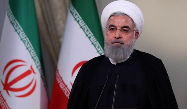 الرئيس روحاني يدعو الى تشكيل محكمة خاصة للتحقيق في حادثة الطائرة