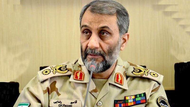قائد حرس الحدود: الحرس الثوري اطاح بهيمنة امریكا الارهابية