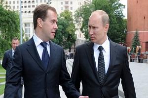 في رسالة الى بوتين.. رئيس الوزراء الروسي يعلن استقالة حكومته بكامل قوامها