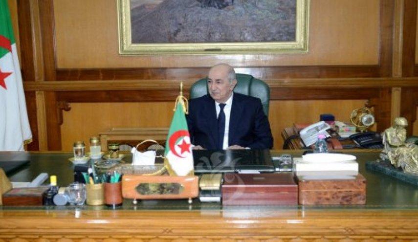 الرئيس الجزائري تبون يترأس اجتماعا للحكومة اليوم السبت