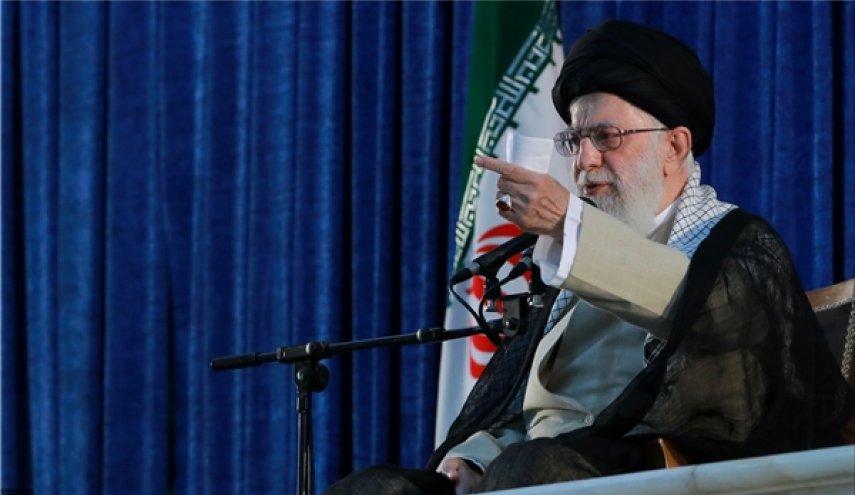 قائد الثورة الاسلامية يعلق على مليونية العراق