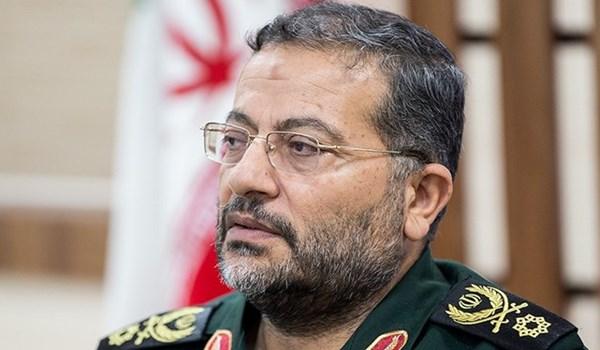 رئيس منظمة التعبئة: ستتوالى صفعات ايران على اميركا