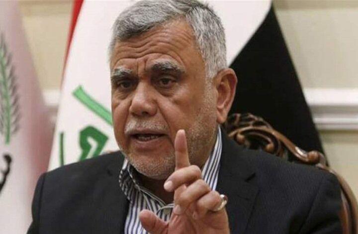 هادي العامري: أميركا ارتكبت جريمة كبيرة باستهدافها لسيادة العراق في مطار بغداد