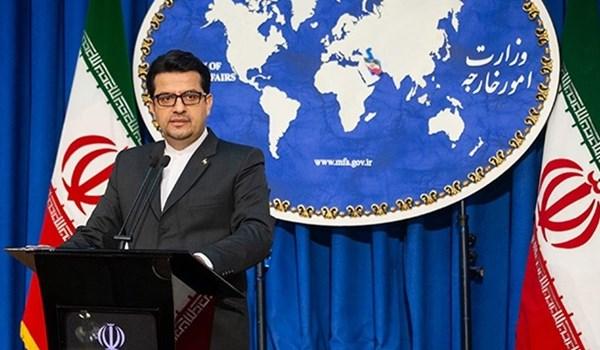 موسوي: المحادثات مع الصين متواصلة لاخراج الرعايا الإيرانيين من ووهان
