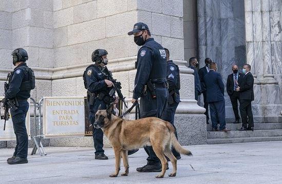 سلطات نيويورك تستعد لأعمال شغب محتملة بعد الانتخابات