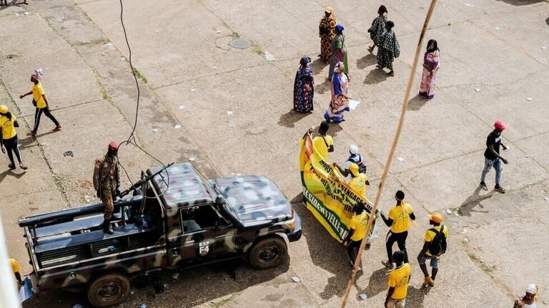 إطلاق نار في عاصمة غينيا مع تجدّد المواجهات على خلفية نتائج الانتخابات الرئاسية