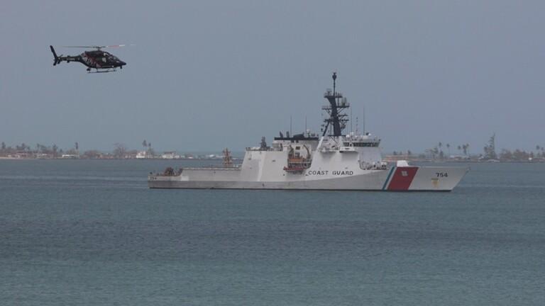 واشنطن ترسل دوريات لخفر السواحل إلى المحيط الهادئ
