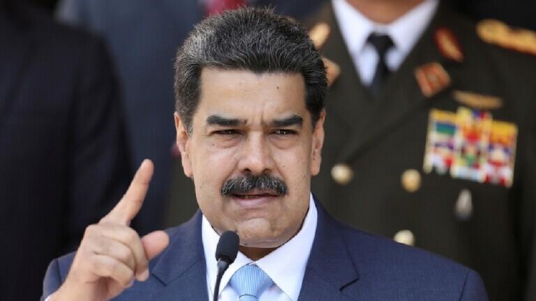 مادورو: علماء فنزويلا ابتكروا علاجا يقضي على كورونا