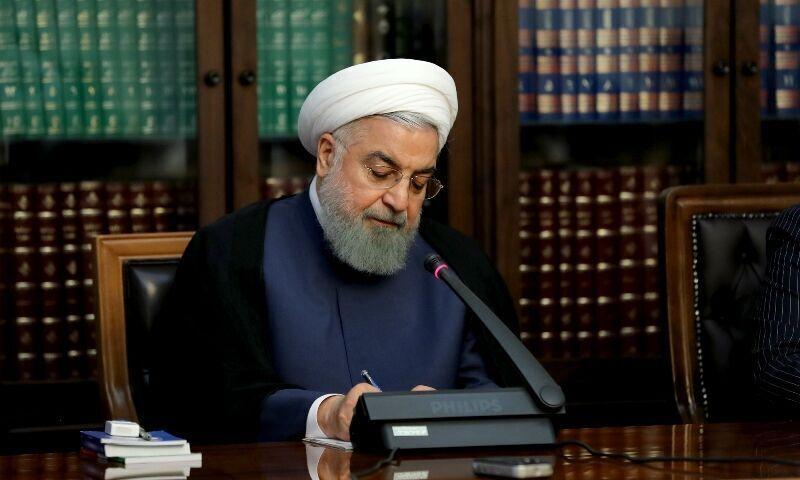 روحاني: مستعدون لإرسال أنواع المساعدات الى المناطق المنكوبة بالزلزال في تركيا