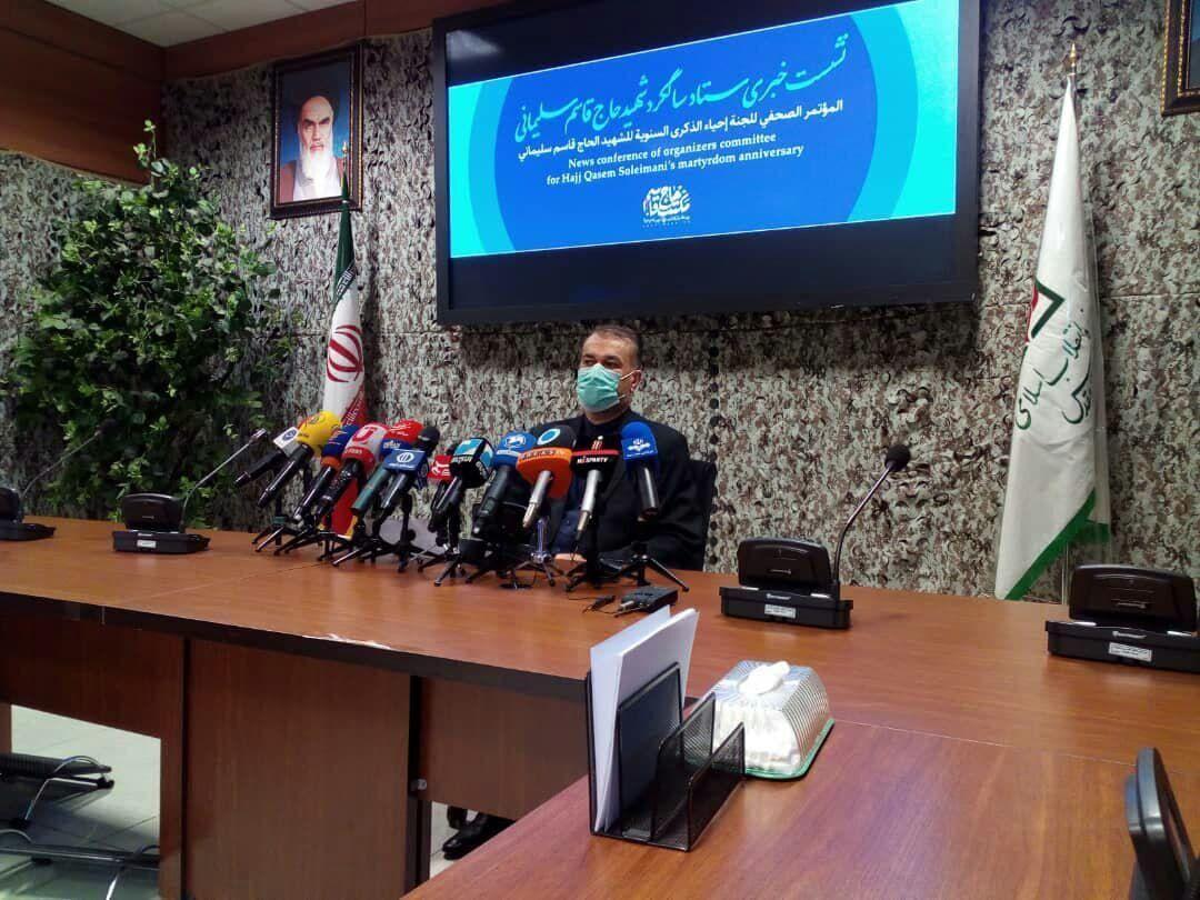 عبد اللهيان : العالم سيشهد خروج امريكا من المنطقة قطعا
