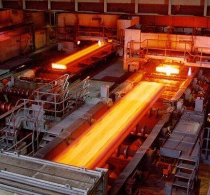 إنتاج سبائك الصلب في ايران بلغ أكثر من 13.9 مليون طن