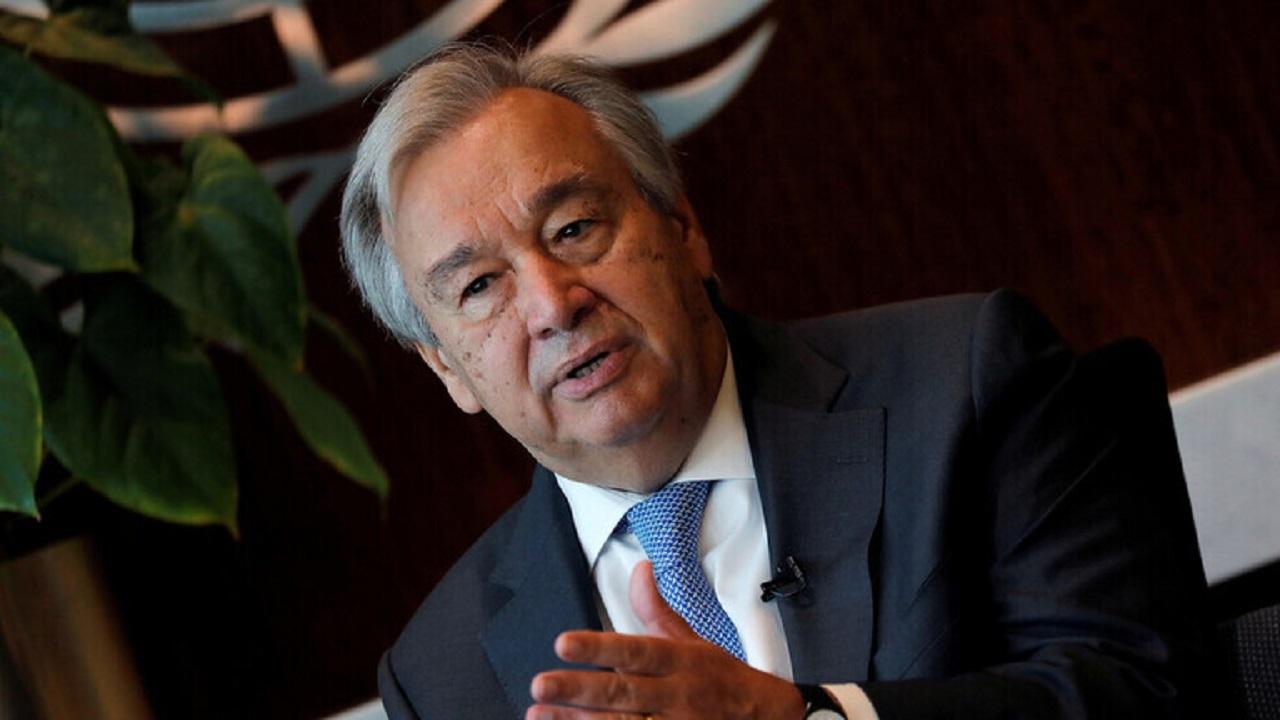 غوتيريش يطالب قادة مجموعة العشرين بإجراءات جريئة لمواجهة كورونا