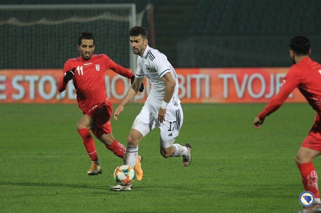 لاعبون ایرانیون ضمن أفضل لاعبي کرة القدم في اسيا