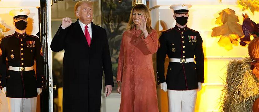 مسؤول أمريكي: ترامب يقيم حفلا في البيت الأبيض ليلة الانتخابات