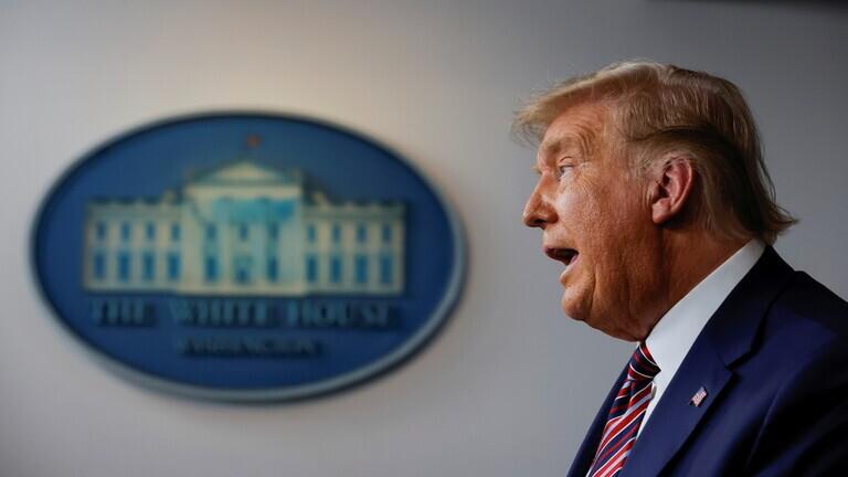 ترامب: شركات الأدوية الكبرى كانت تفضل هزيمتي في الانتخابات