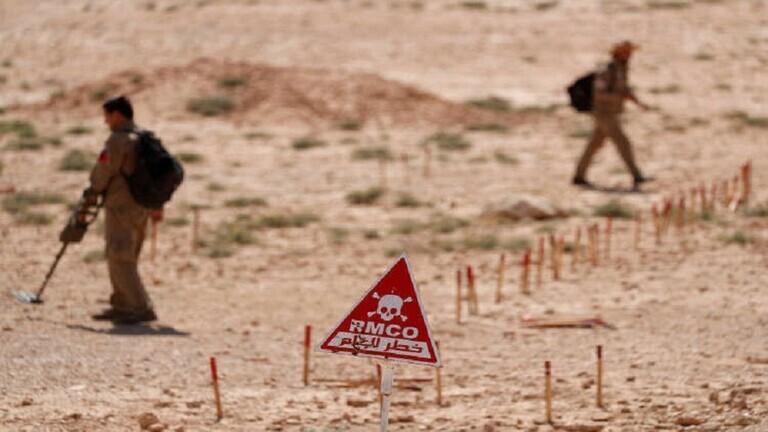 سوريا: تطهير الأراضي من الألغام يستوجب دعما دوليا وتوفيرا للموارد