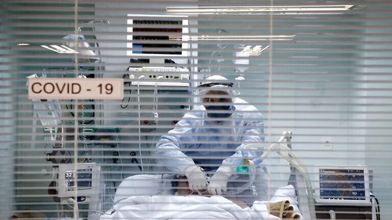 إصابات كورونا في البرازيل تتجاوز الـ6 ملايين