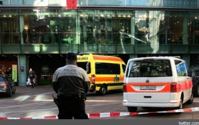 الشرطة السويسرية: منفذة هجوم لوغانو