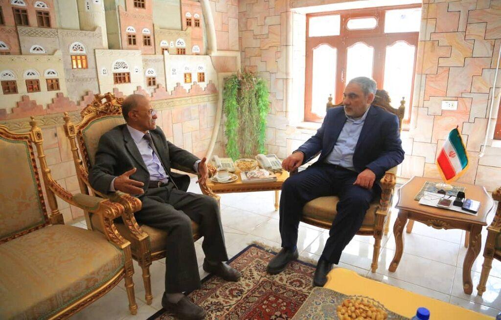 وزير الثروة السمكية اليمني يدعو الى الاستفادة من التجربة الإيرانية