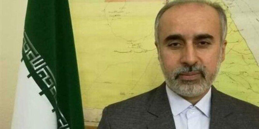 السفير كنعاني يرد على ادعاءات رئيس البرلمان العربي ضد ايران