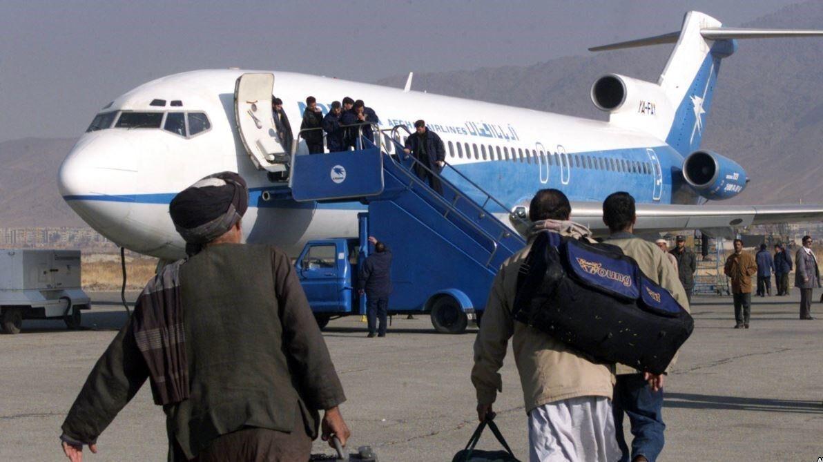 اقامة خطوط طيران مباشرة من جزيرة قشم الى افغانستان وتركيا
