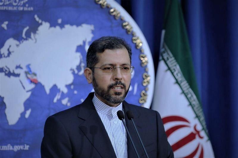المتحدث باسم الخارجية الايرانية : ما حدث في الولايات المتحدة هو رسالة مهمة للمنطقة