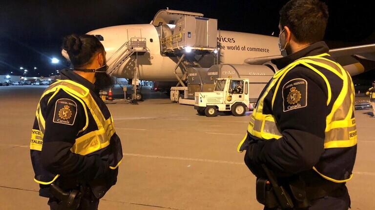كندا تعلن وصول أول دفعة من لقاح