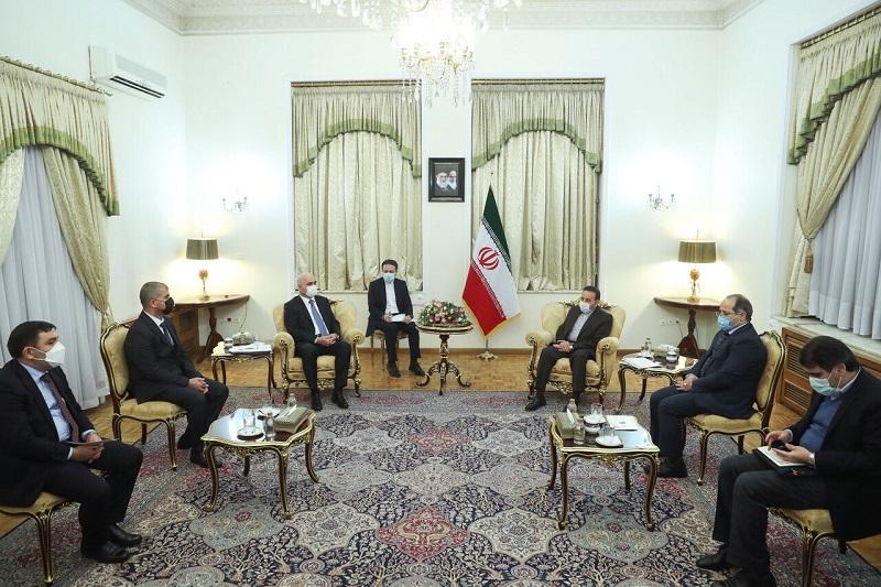 واعظي: طهران جاهزة للمساعدة بالحل الدائم للنزاع بين باكو ويريفان