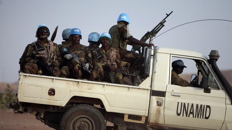 بعثة حفظ السلام في إقليم دارفور بالسودان تنهي عملها بحلول 31 ديسمبر