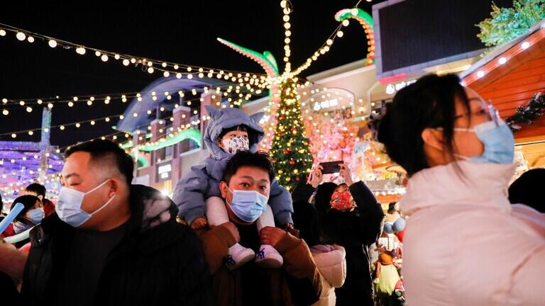 تزايد ملحوظ في عدد إصابات كورونا في الصين