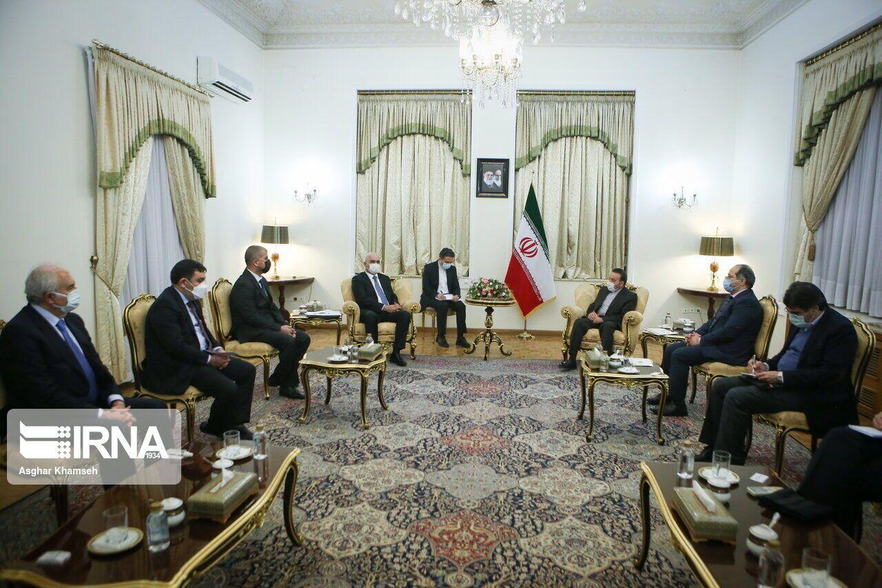 بدء فصل جديد من التعاون بين إيران وجمهورية أذربيجان