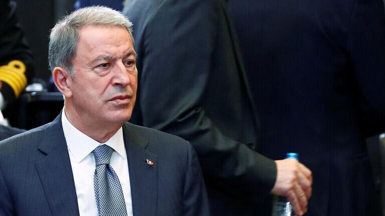 وزير الدفاع التركي يطالب قبرص اليونانية التخلي عن