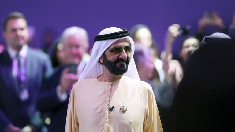 حاكم دبي يصدق على ميزانية حجمها 15.5 مليار دولار