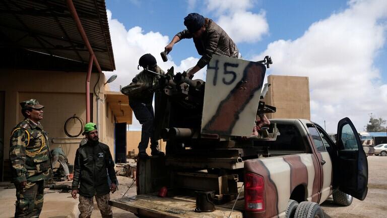 الجيش الليبي: ملتزمون باتفاق جنيف لوقف إطلاق النار
