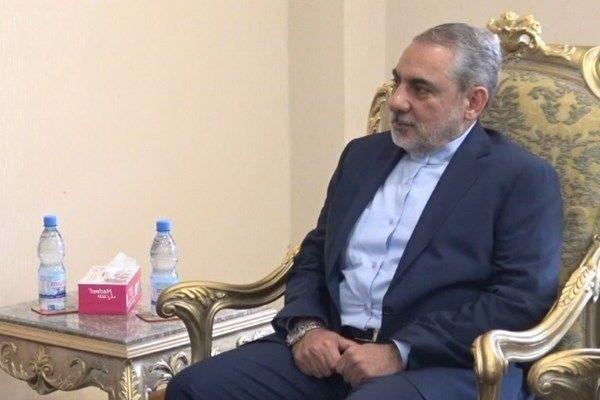 سفير ايران في اليمن: لاميركا دور اساسي في الجرائم ضد شعوب المنطقة خاصة الشعب اليمني