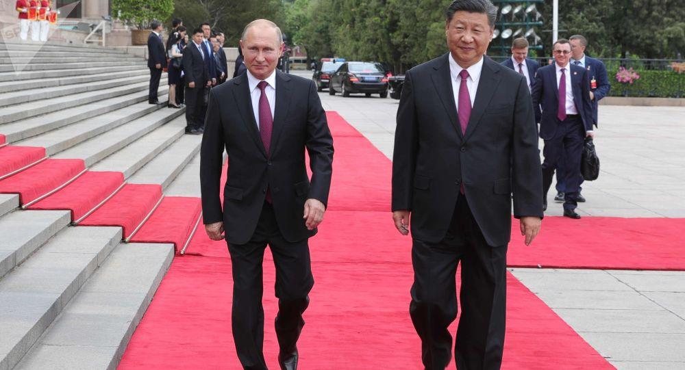 الصين تدعم اقترح بوتين بعقد قمة للدول الخمس الدائمين بمجلس الأمن