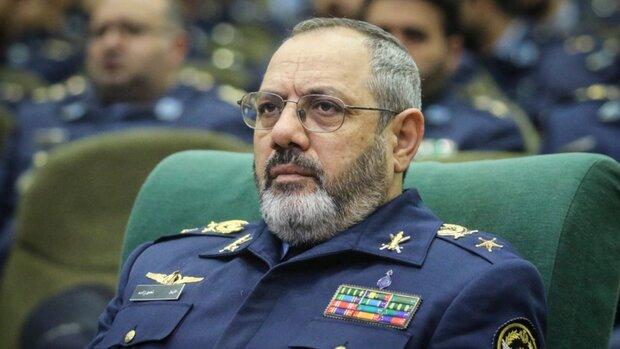قائد سلاح الجوّ الإيراني: سنردّ على أي عمل إرهابي بقوة